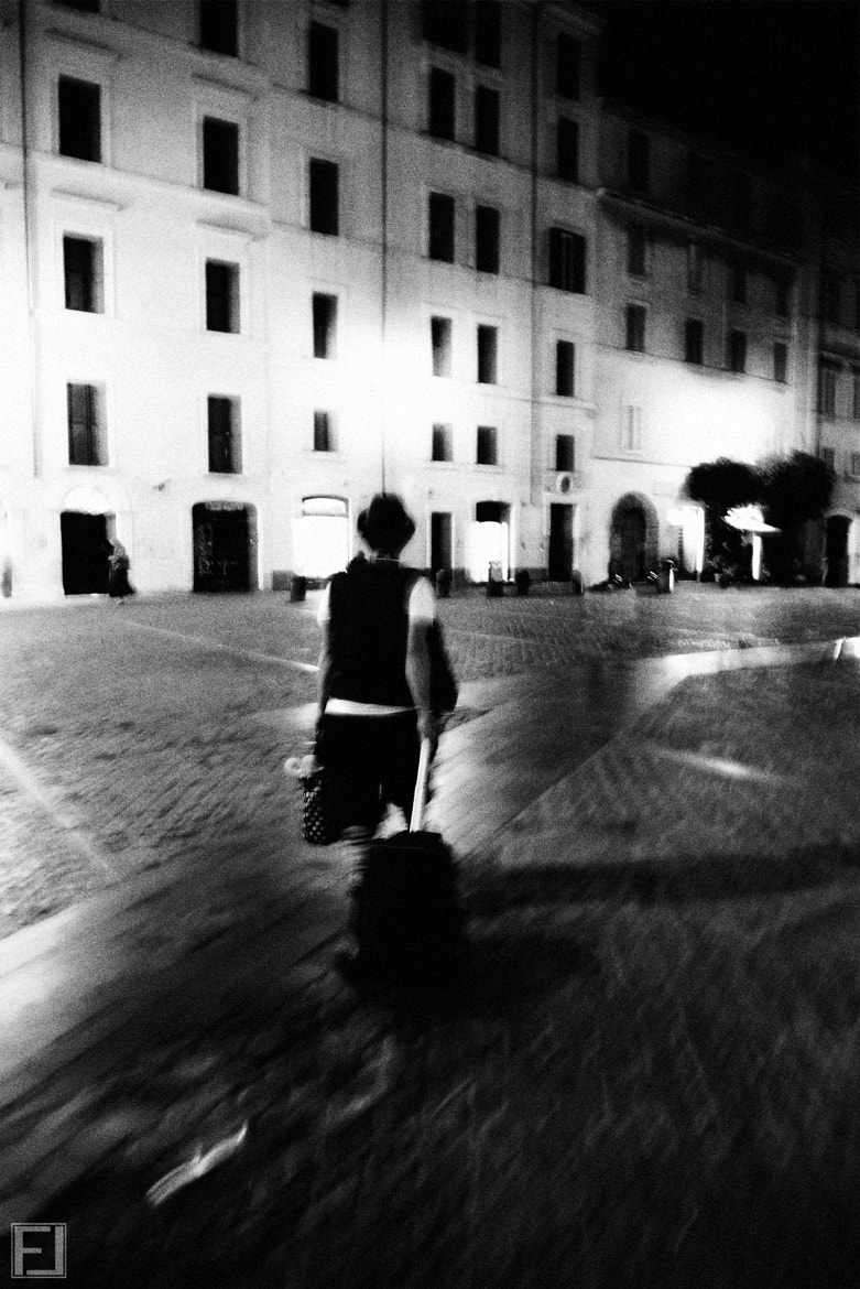 Photograph night departures by Fabio Lamanna on 500px