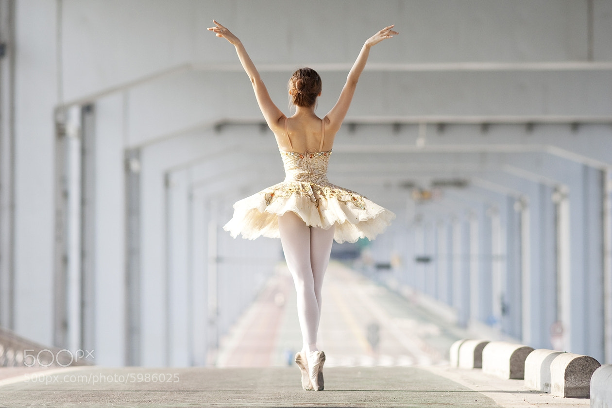 Photograph Ballerina on the street_11 by YoungGeun Kim on 500px