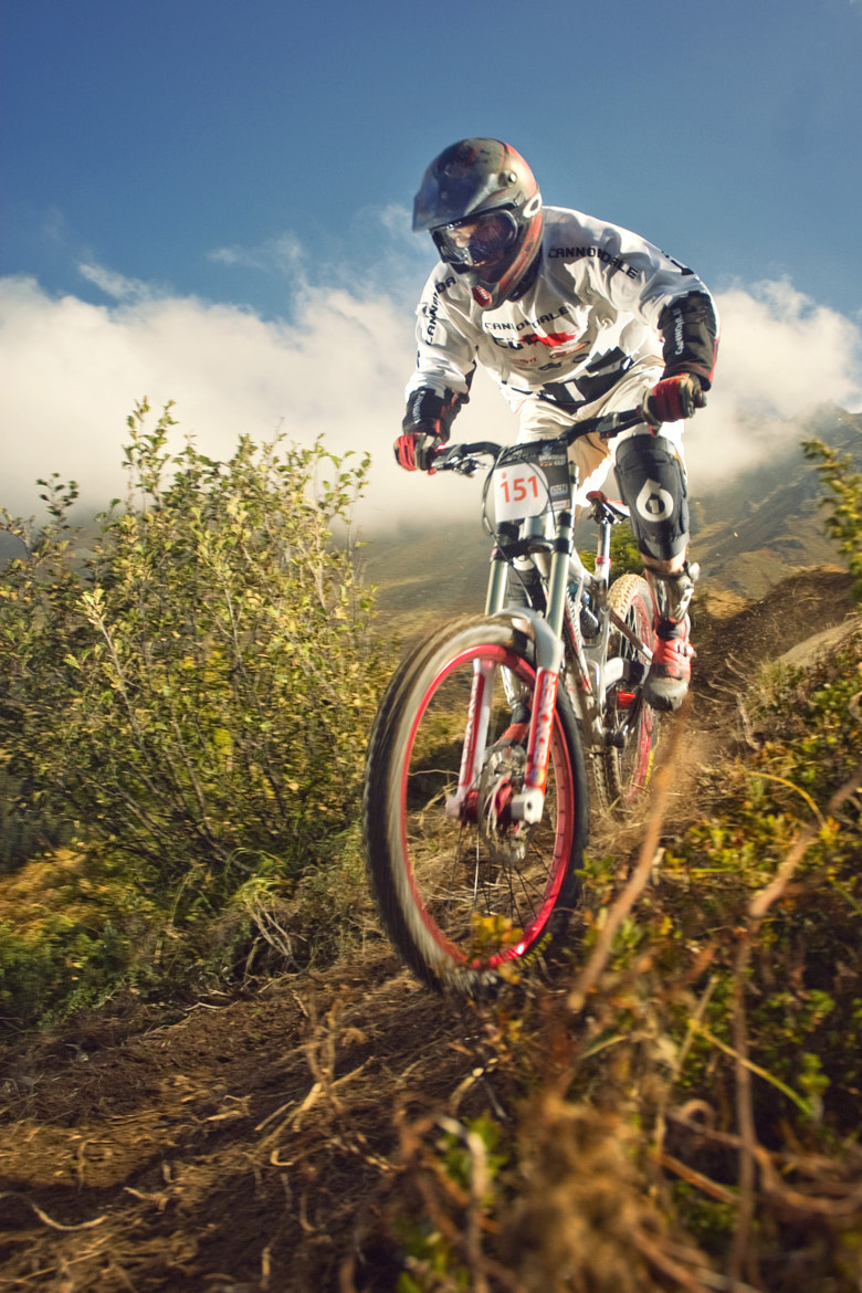 Photograph Swiss Downhill by Raphaël Dupertuis on 500px