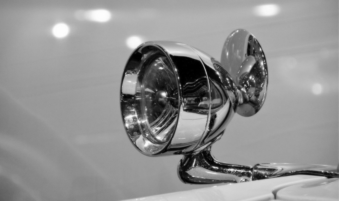 Photograph Oldtimer detail... by Ruud Eelderink on 500px