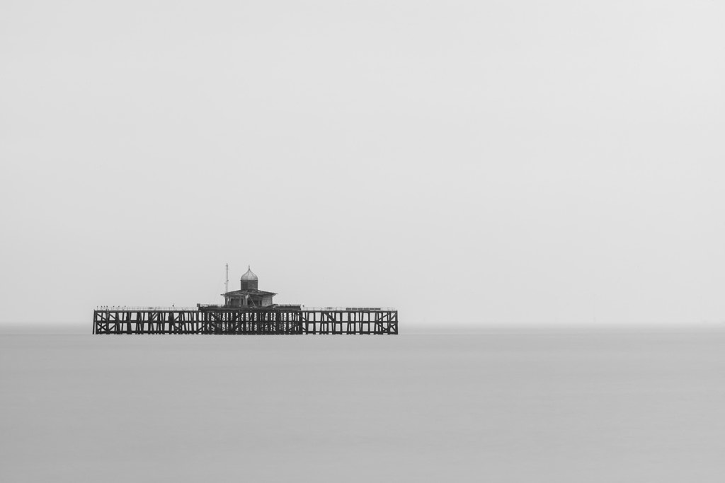 Photograph Detached Pier by Justin Welch on 500px