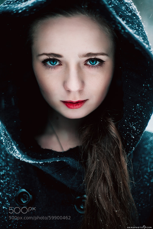 Anastasia by Anastasia Novikova on 500px.com
