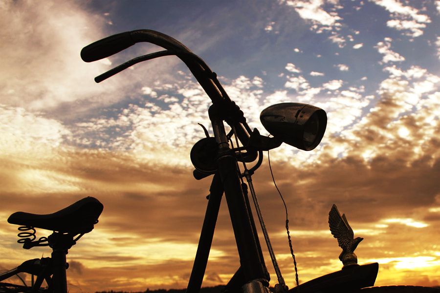 Photograph My bicycle. 2 by 3 Joko on 500px