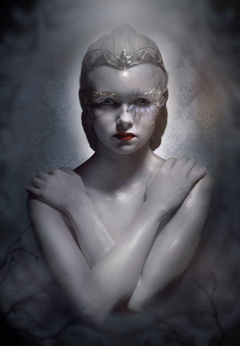Photograph Alabaster by Tiffany Carter on 500px
