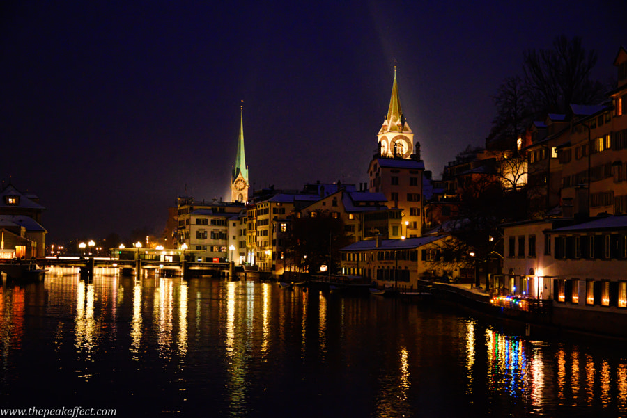 Zurich by Donato Scarano on 500px.com