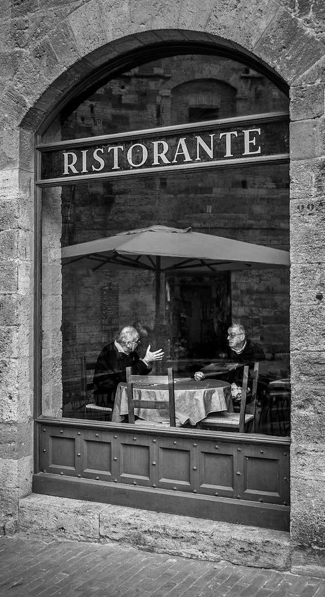 Photograph Ristorante by Michael Avory on 500px