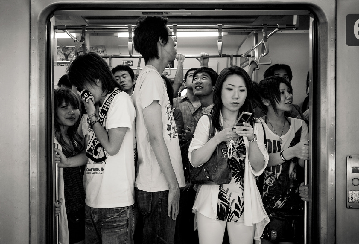 Photograph Tokyo Subway by Debbie Martin on 500px
