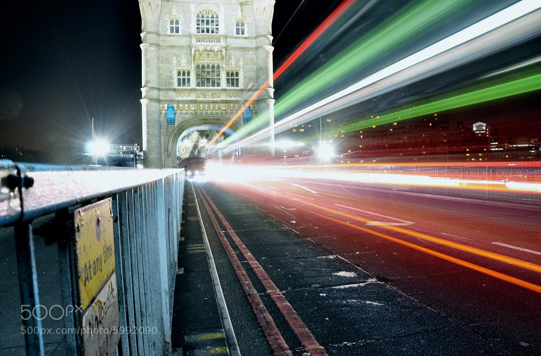 Photograph TowerBridge '2k12 by Steven Santos on 500px