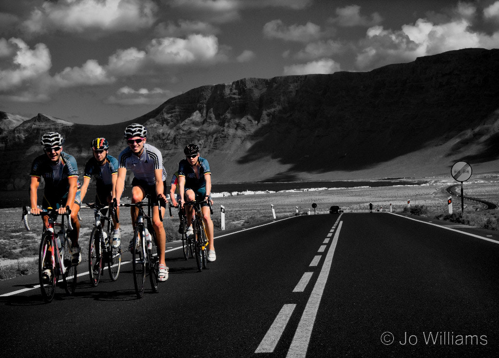 Photograph Cycling by jo williams on 500px