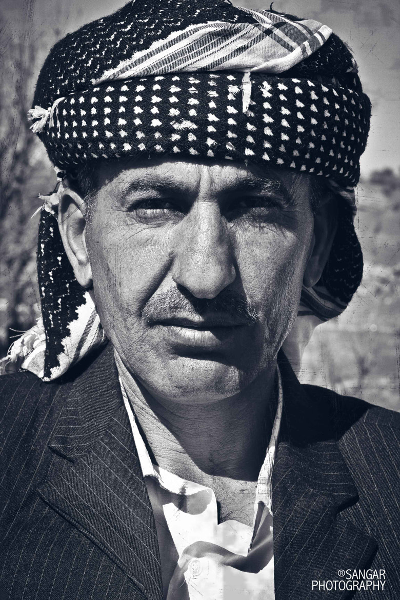 Photograph KURDISH MAN .. by Sangar Rock on 500px