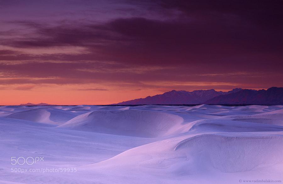 Photograph White Silence by Vadim Balakin on 500px