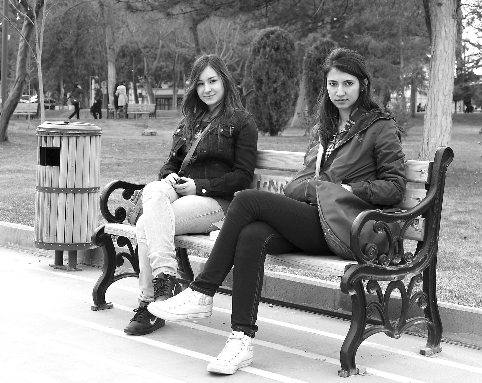 Photograph Two University Students by Ahmet Yeşil on 500px