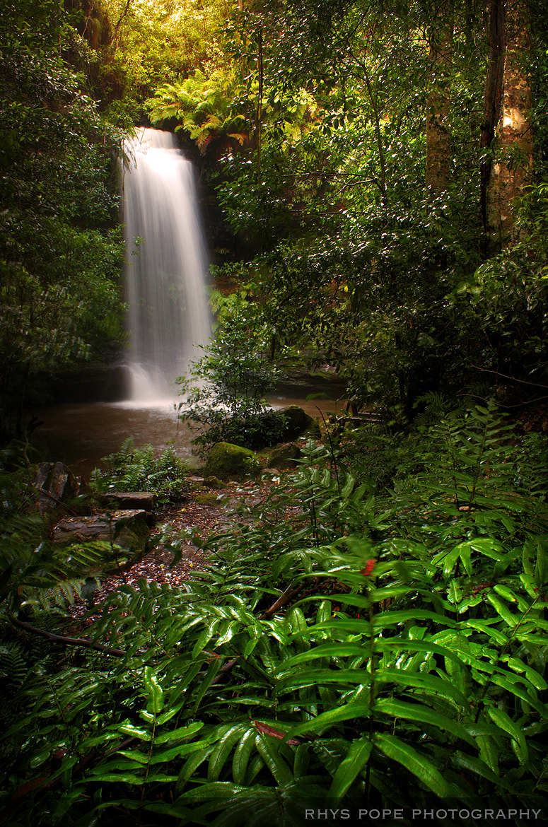 Photograph Hidden Treasure || SAINT MICHAELS FALLS || LAWSON by Rhys Pope on 500px