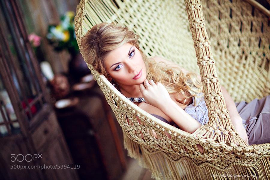 Photograph Olga by Мария Петрова on 500px