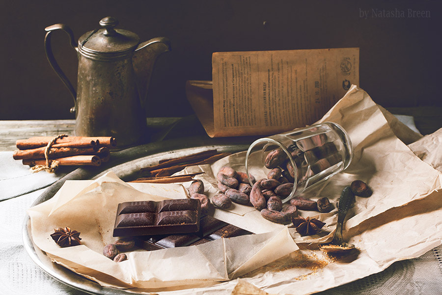Photograph Chocolate by Natasha Breen on 500px