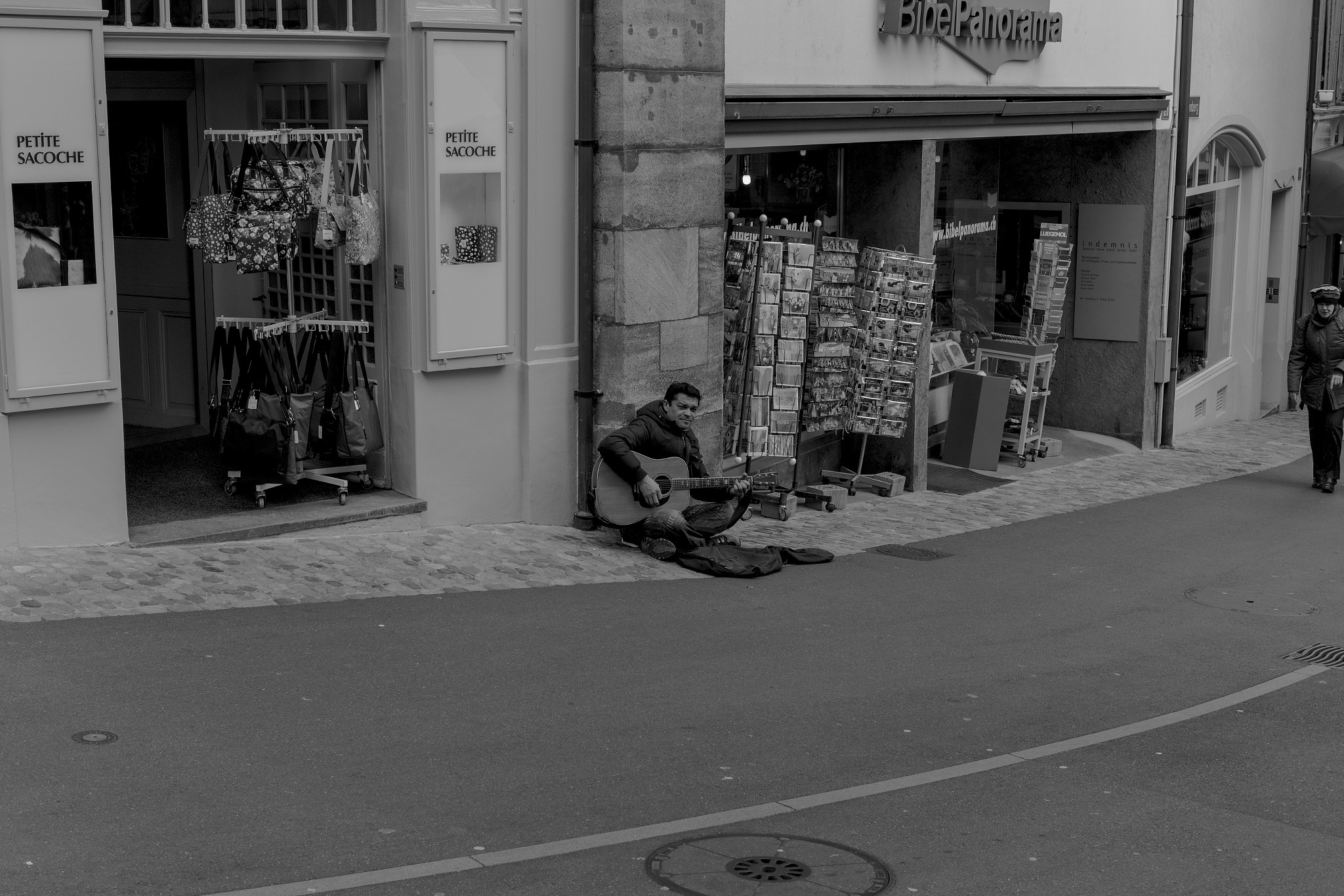 Photograph Streetmusic by Stefan Williner on 500px