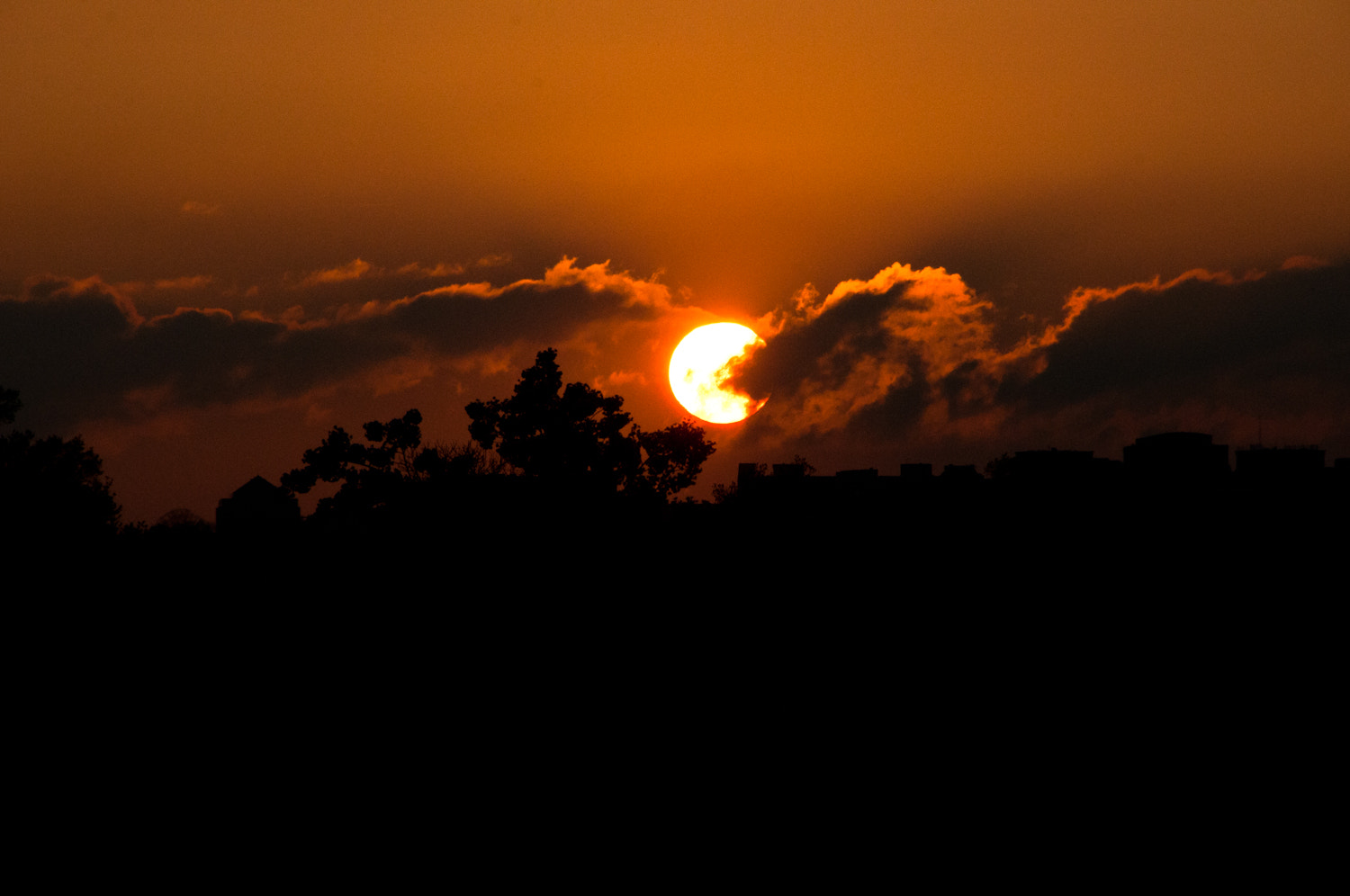 Photograph sunset in DC by Julian Ortiz on 500px