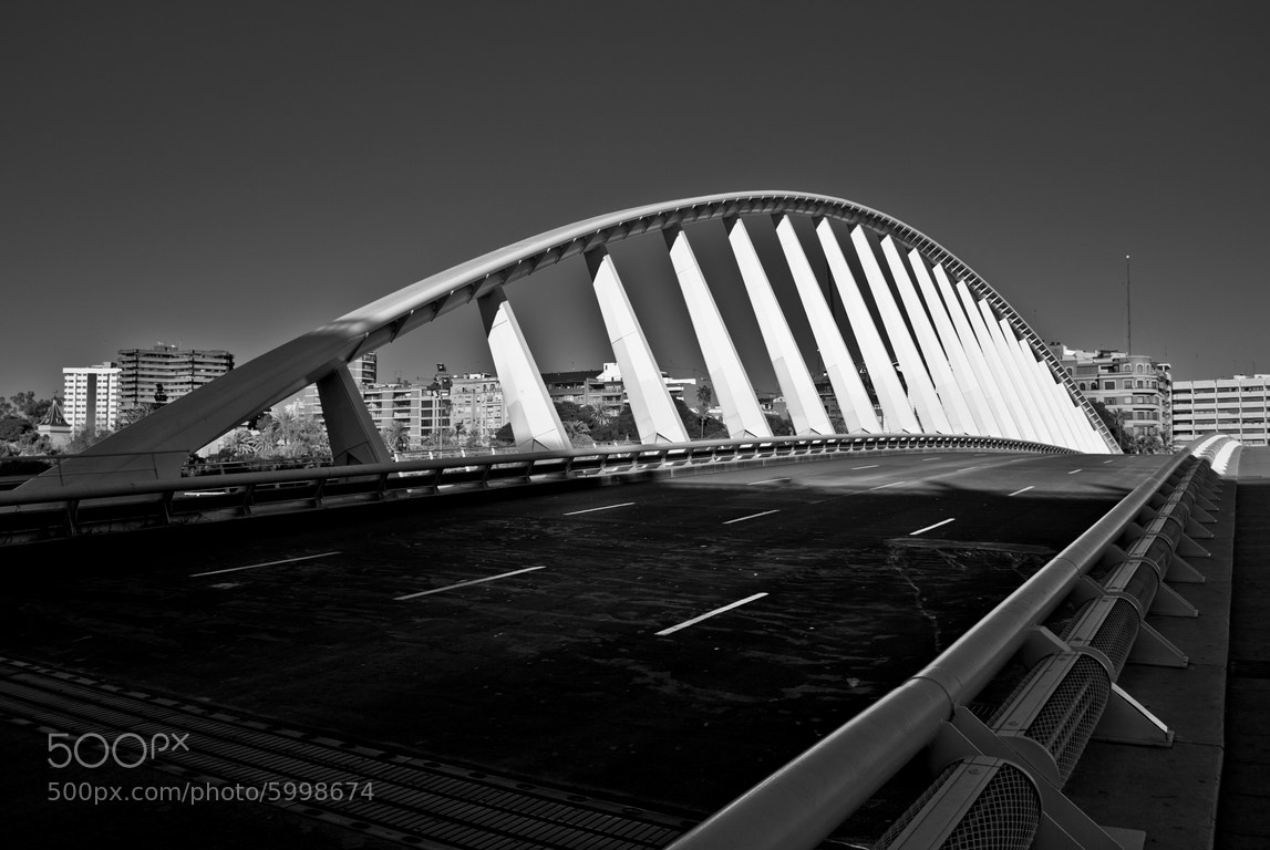 Photograph Calatrava by Ricardo Goercke on 500px