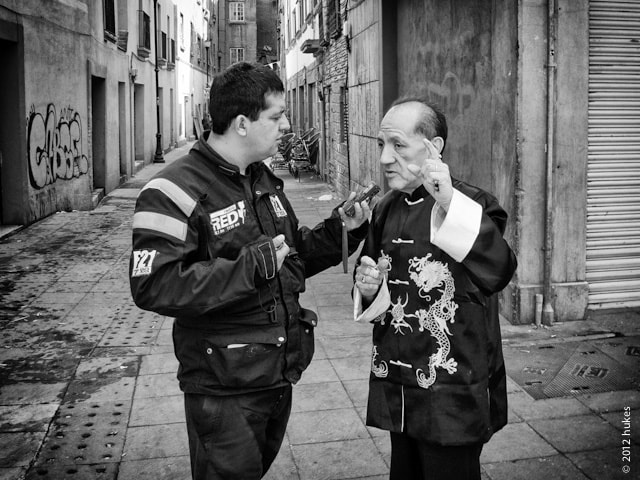 Photograph Interviewing the master by hukes . on 500px