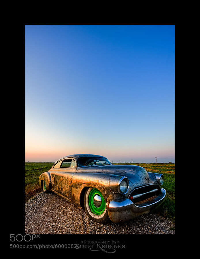 Photograph Rat Rod by Scott Kroeker on 500px