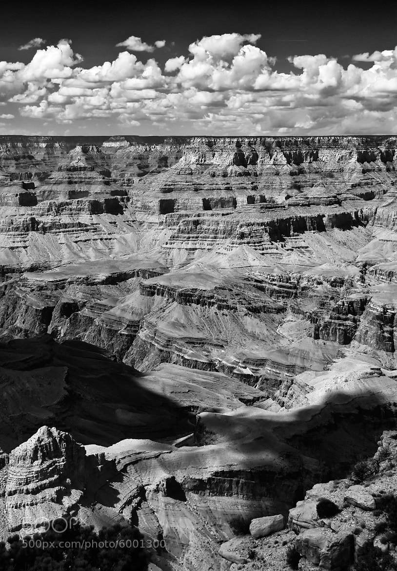 Photograph Grand Canyon National Park - South Rim, AZ - 200909 by MacNeil Fernandes on 500px