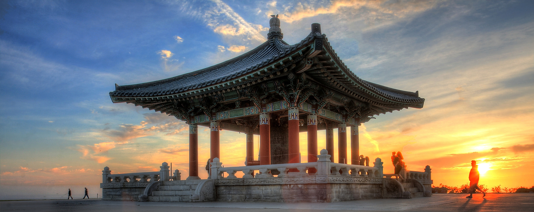 Photograph The Korean Bell of Friendship by Biju Chandroth on 500px