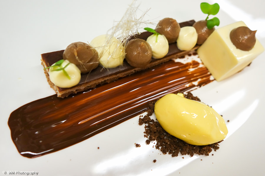 chocolade, limoen, passievrucht, tonka