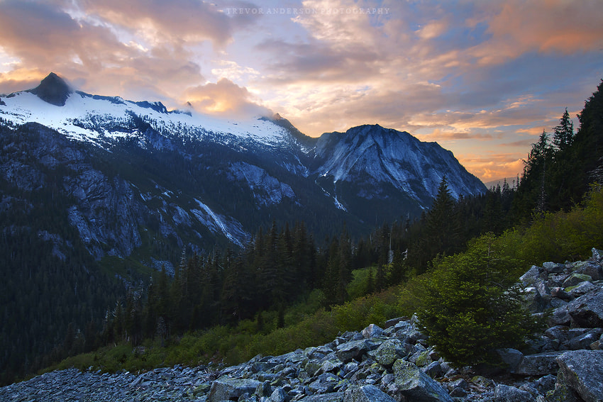 Photograph Whitehorse Mountain by Trevor Anderson on 500px