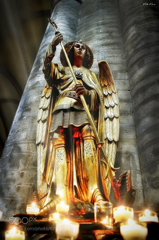 Photograph St. Michael by Viktor Korostynski on 500px
