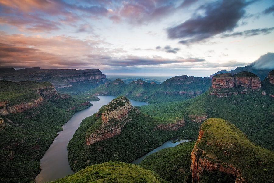 Blyde River Canyon by Lee Bothma on 500px.com