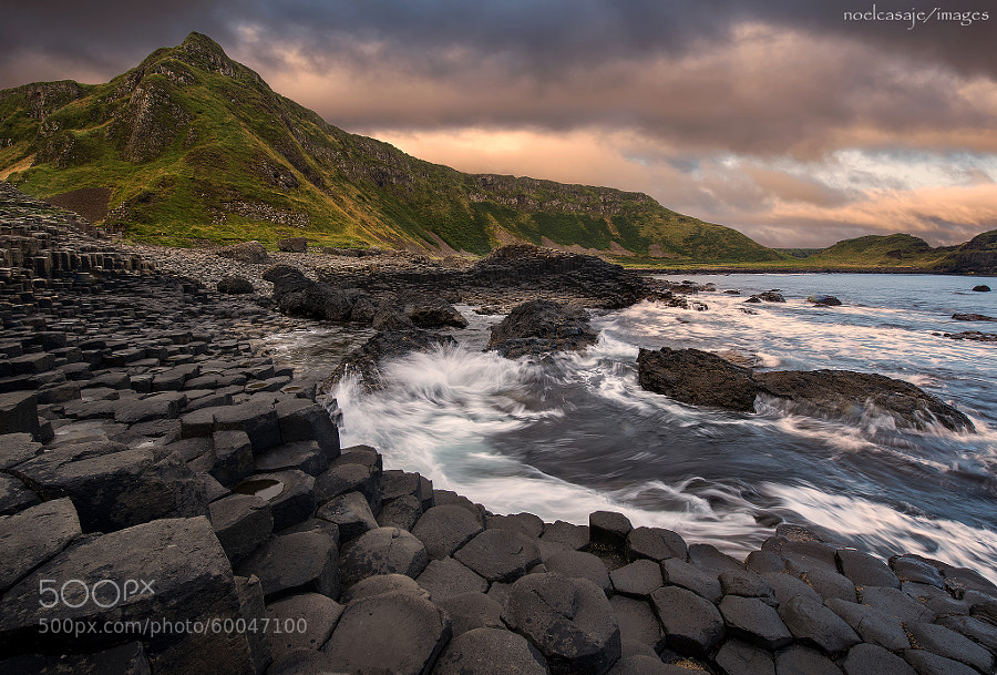 "Photograph "" CELTIC LORE "" Giants Causeway, Northern Ireland by noel casaje on 500px"