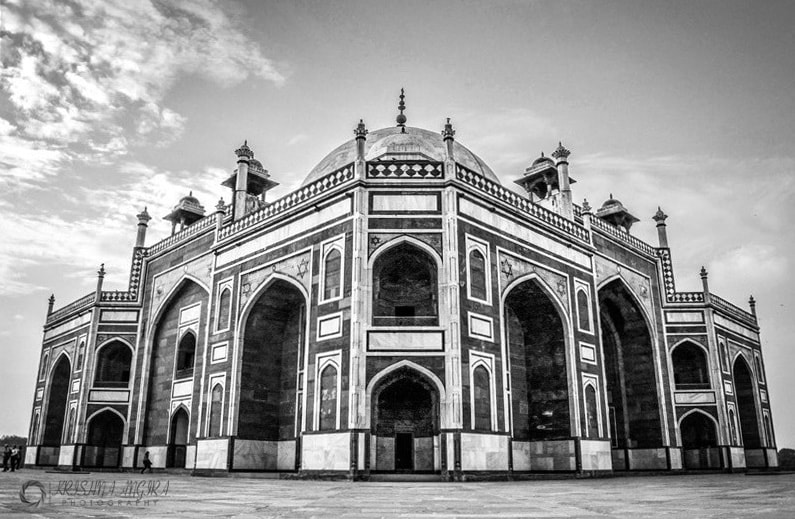 Photograph Humayun's tomb by Krishna Angira on 500px