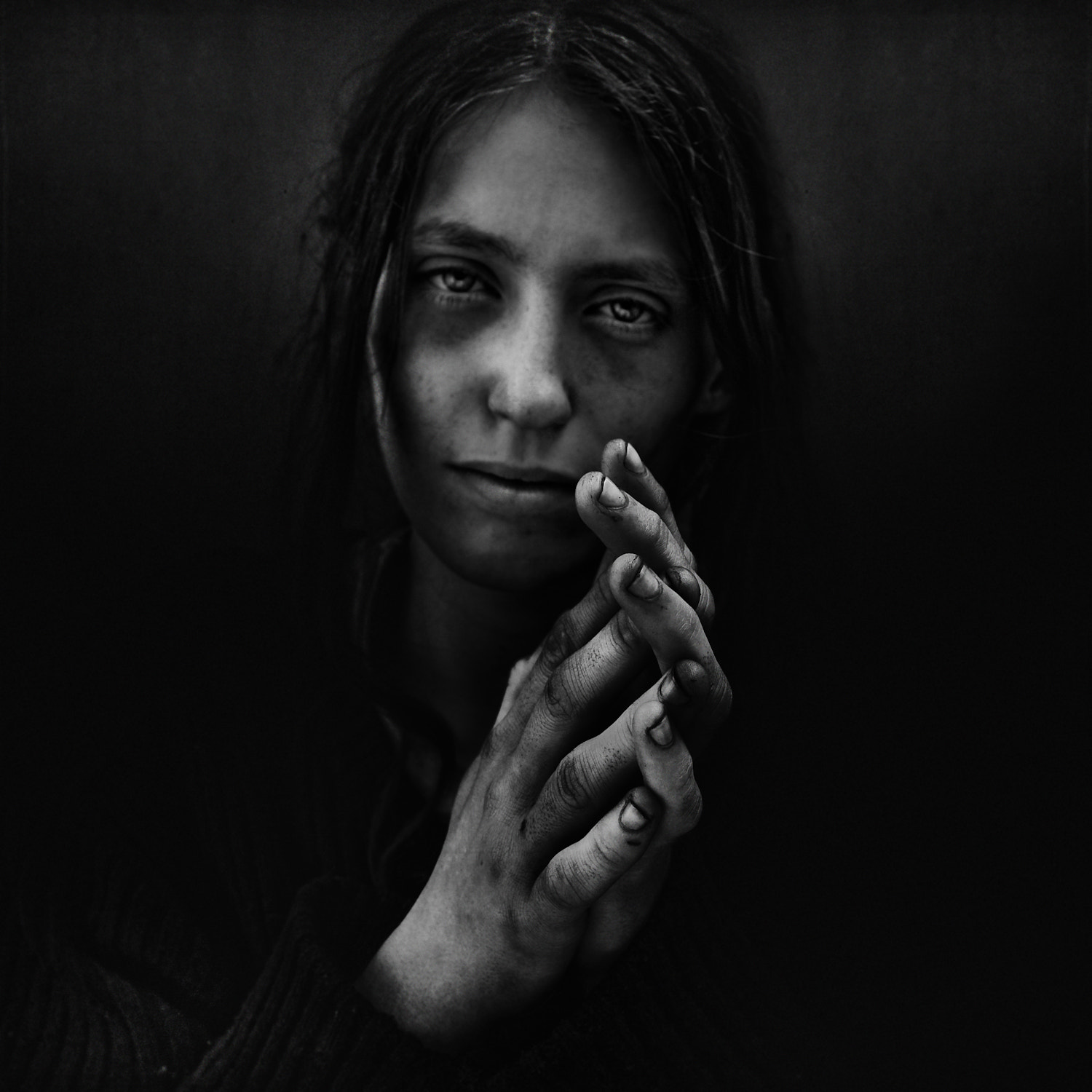Photograph Michelle by Lee Jeffries on 500px
