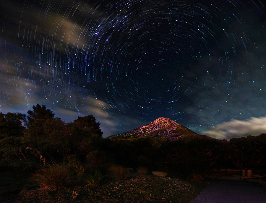 Photograph Mt.Taranaki NZ. by Weerapong Chaipuck on 500px