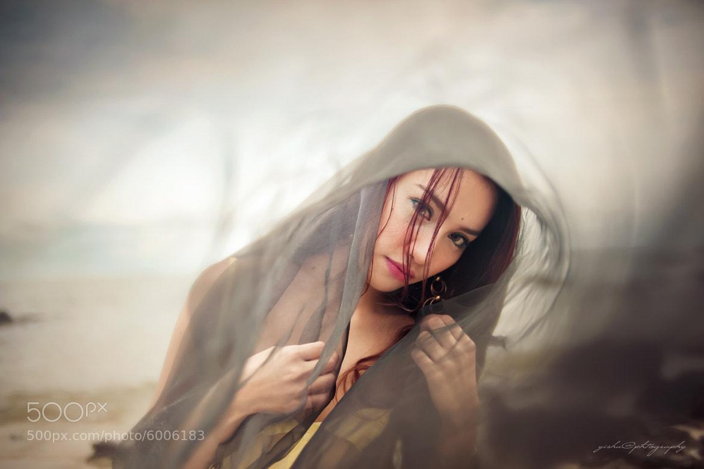 Photograph khristine by yishu on 500px