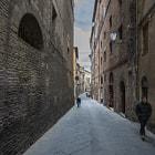 Streets of Siena ( Tuscany)