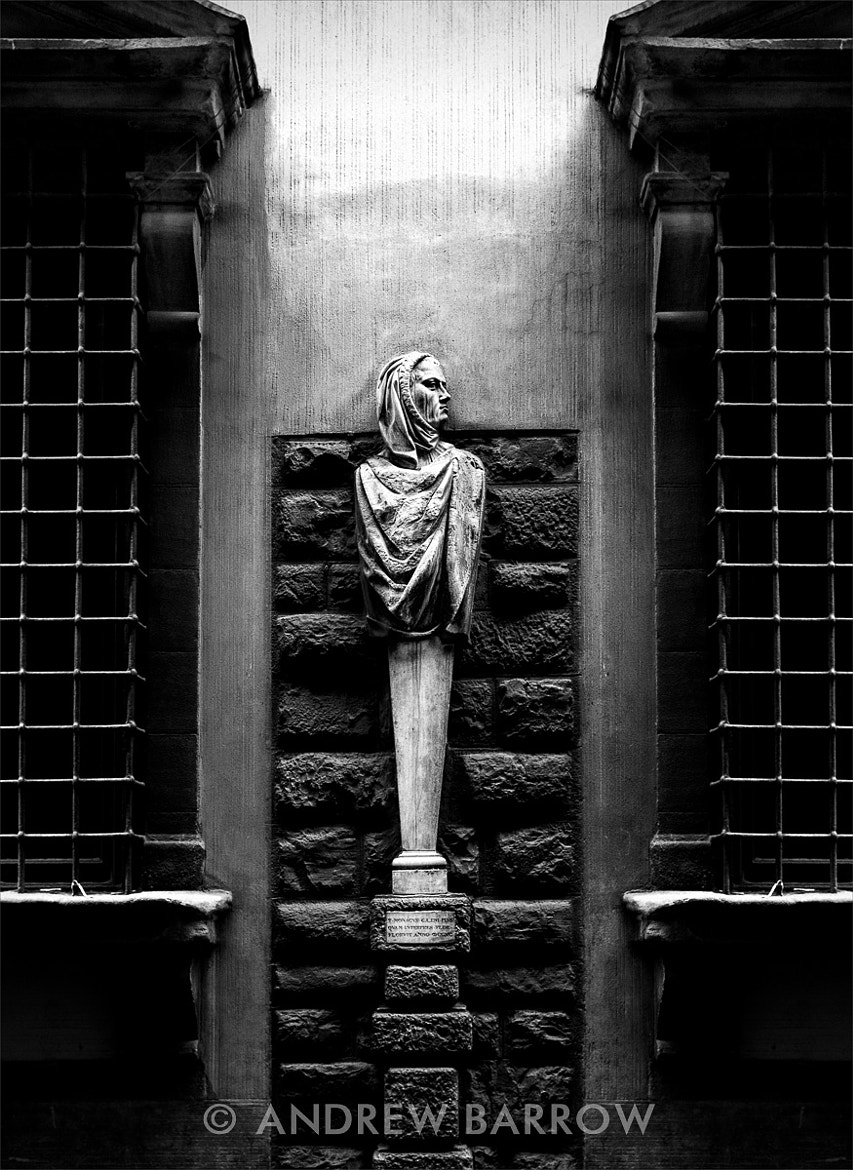 Photograph Statue Borgo Degli Albizi Florence by Andrew Barrow LRPS on 500px