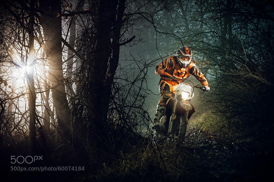 Escaping Light by Simone Conti