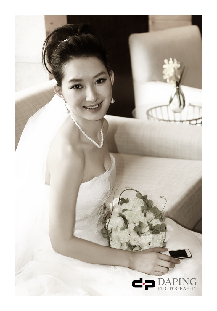 Photograph Bride by ping xu on 500px