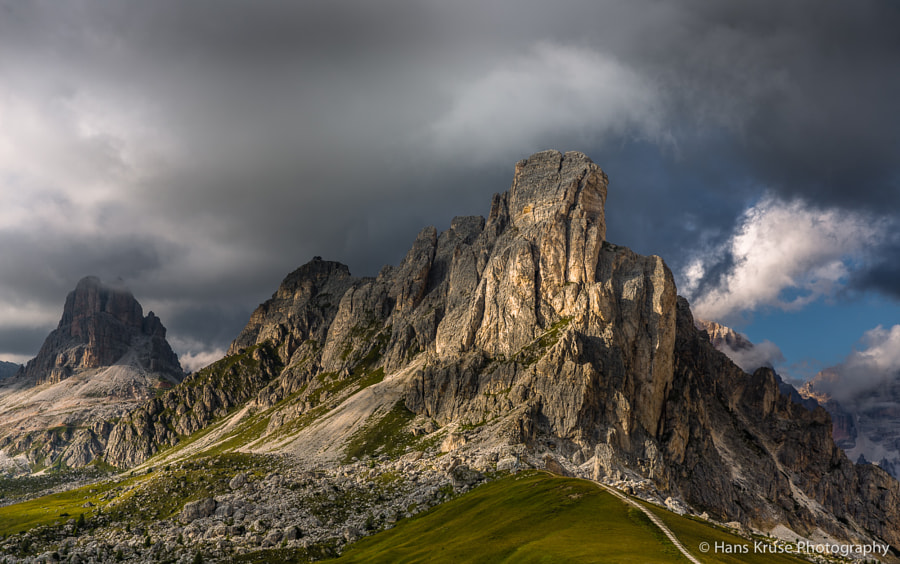 This photo was shot during the Dolomites East September 2013 photo workshop. There is a new Dolomites East workshop in late May and in September 2014.