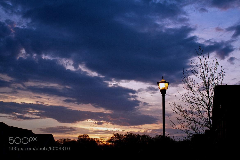 Photograph Suburban Sunrise by Daniel Brown on 500px