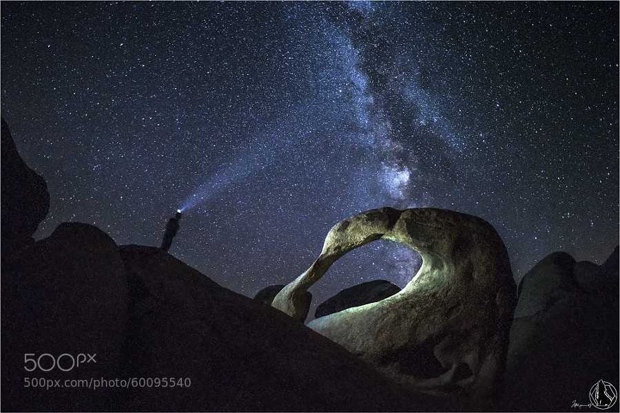 Photograph Summer triangle by Nicholas Roemmelt on 500px