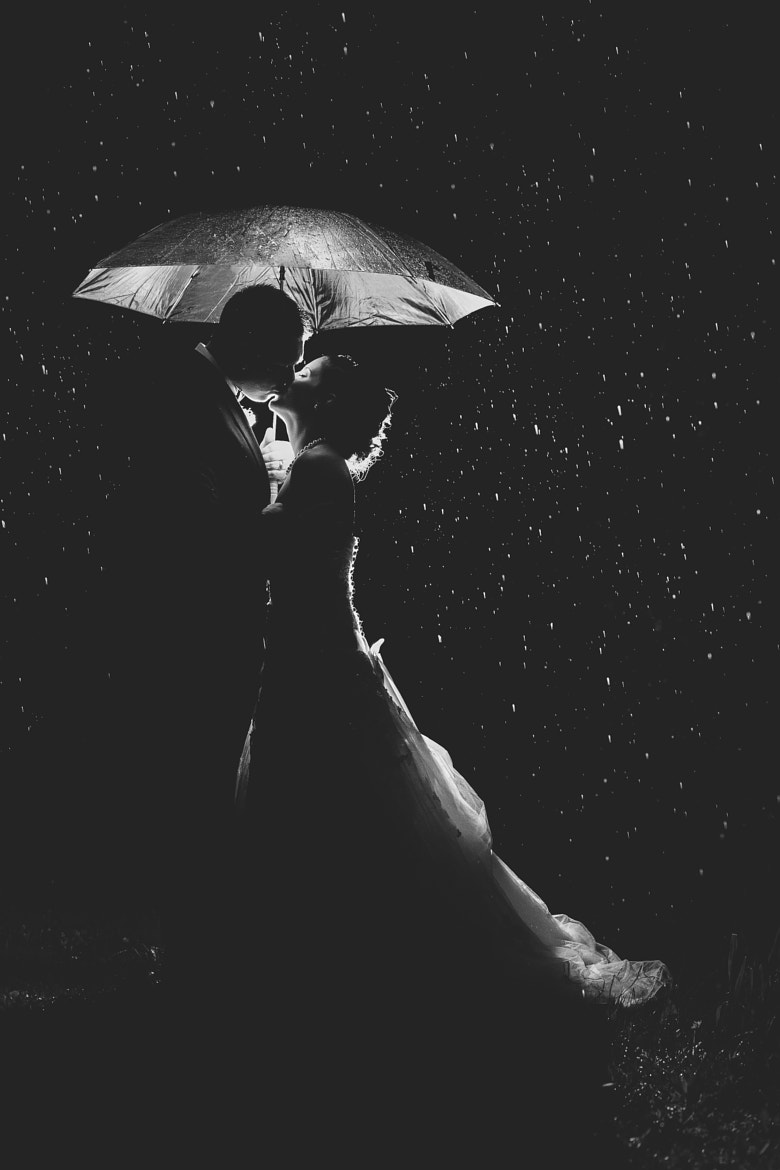Photograph love in the rain by Mag Hood on 500px