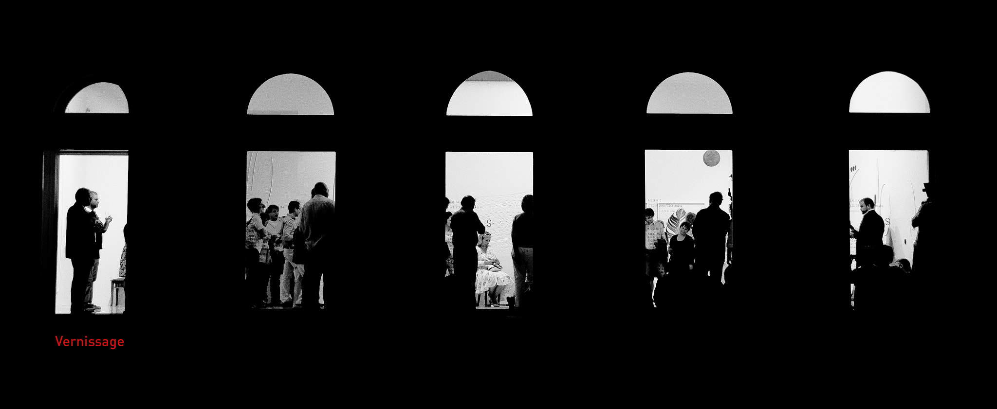 Photograph vernissage by Stefano Ermacora on 500px