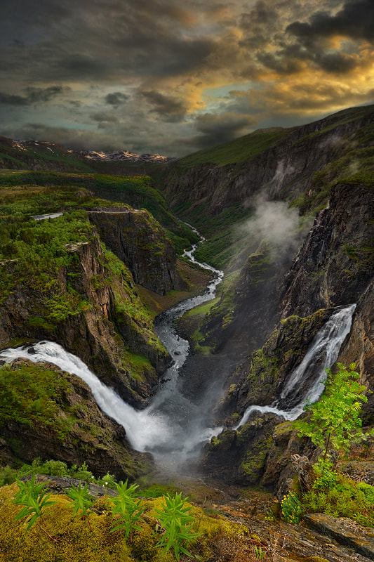 Photograph Vøringfossen... by Pawel Kucharski on 500px
