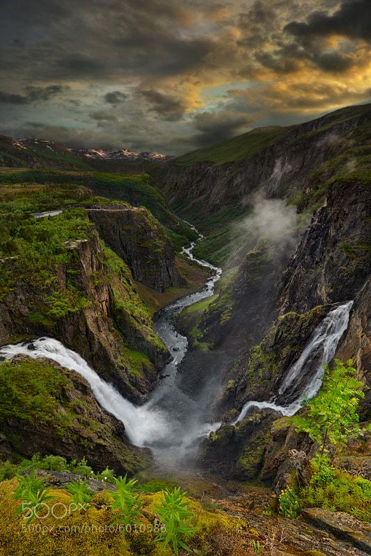 Photograph Vøringfossen... by Pawel Kucharski on 500px