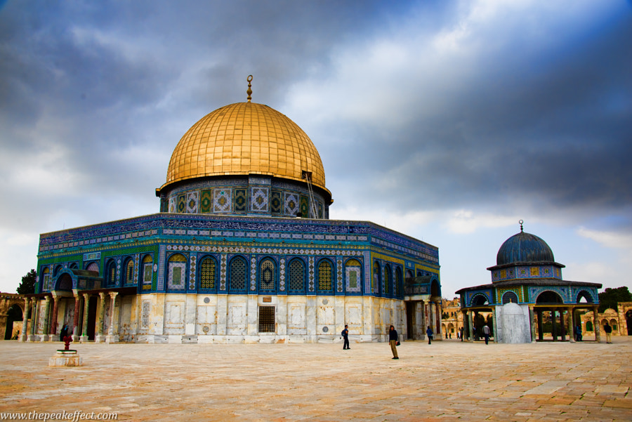 Al Aqsa by Donato Scarano on 500px.com
