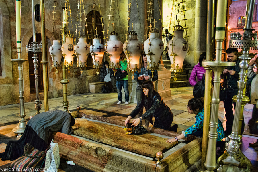 Holy Sepulchre by Donato Scarano on 500px.com