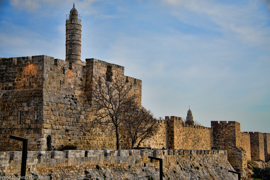 Jerusalem Walls by Donato Scarano on 500px.com