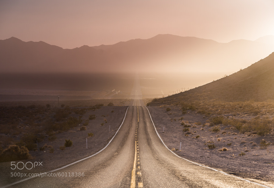 Photograph Down The Road by Tristan O'Tierney on 500px